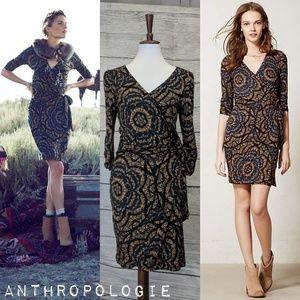 Anthropologie Vanessa Virginia Lena Wrap Dress 😍